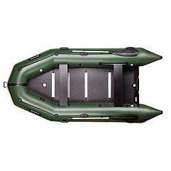 Надувная моторная лодка 6-8 мест Bark BT-360S