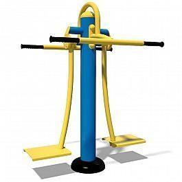 Тренажёр для ягодичных, приводящих и отводящих мышц бедра Kids Fun,3360-0002