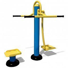 Тренажёр для ягодичных, приводящих и отводящих мышц бедра Kids Fun,3390-0002