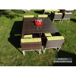 Садовая мебель HAWANA 4+1
