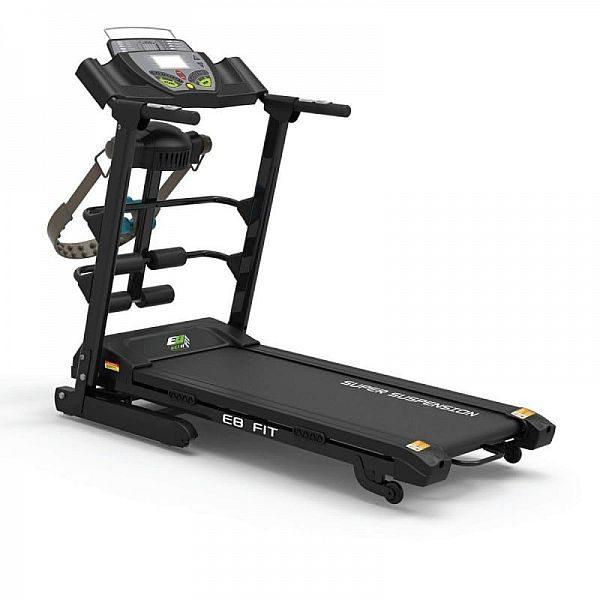 Электрическая беговая дорожка с массажером Energetic Body W500