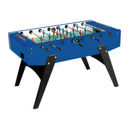 Настольный футбол Garlando G-2000 Blue, Сквозные