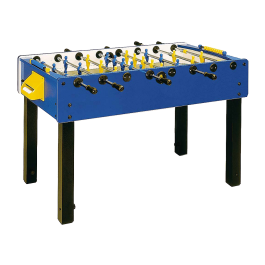 Настольный футбол Garlando G-100 Blue, Телескопические