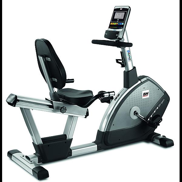 Велотренажер горизонтальний BH Fitness i.TFR Ergo Bluetooth