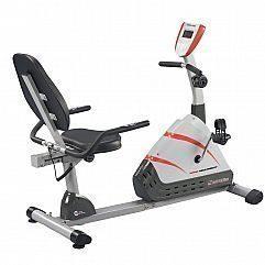 Горизонтальный велотренажер inSPORTLine Rapid RMB