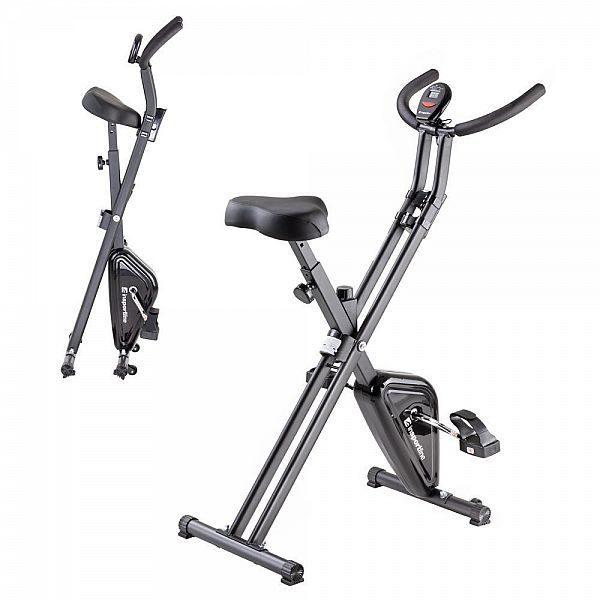 Складной велотренажер inSPORTline Xbike Light