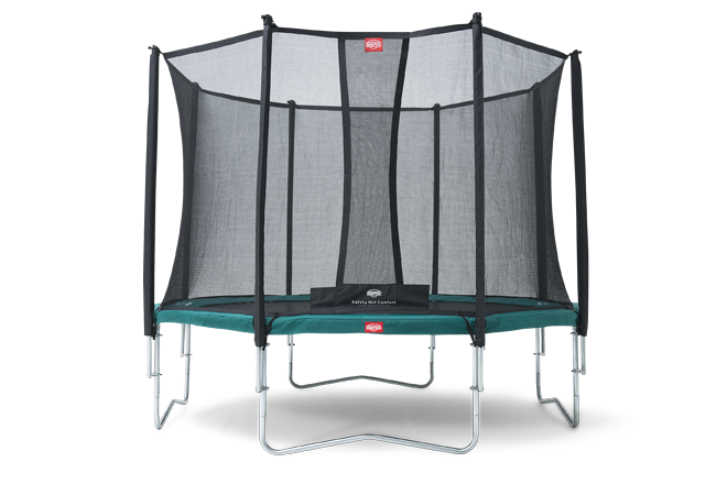 Батут Berg Favorit 380 см + Safety Net Comfort 380 см арт. 35.12.01.01