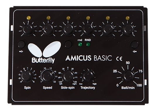 Теннисная пушка Butterfly Amicus Basic