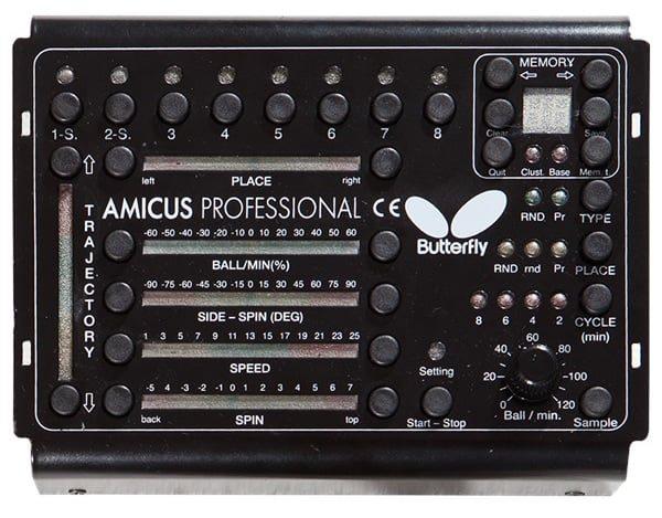Теннисная пушка Butterfly Amicus Professional