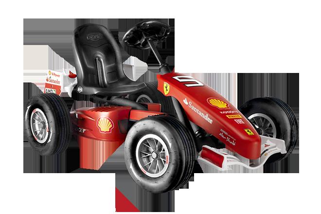 Веломобиль BERG Ferrari 150 Italia BFR арт. 24.23.00.01