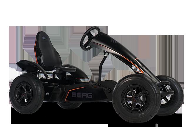 Веломобиль BERG Black Edition BFR 3