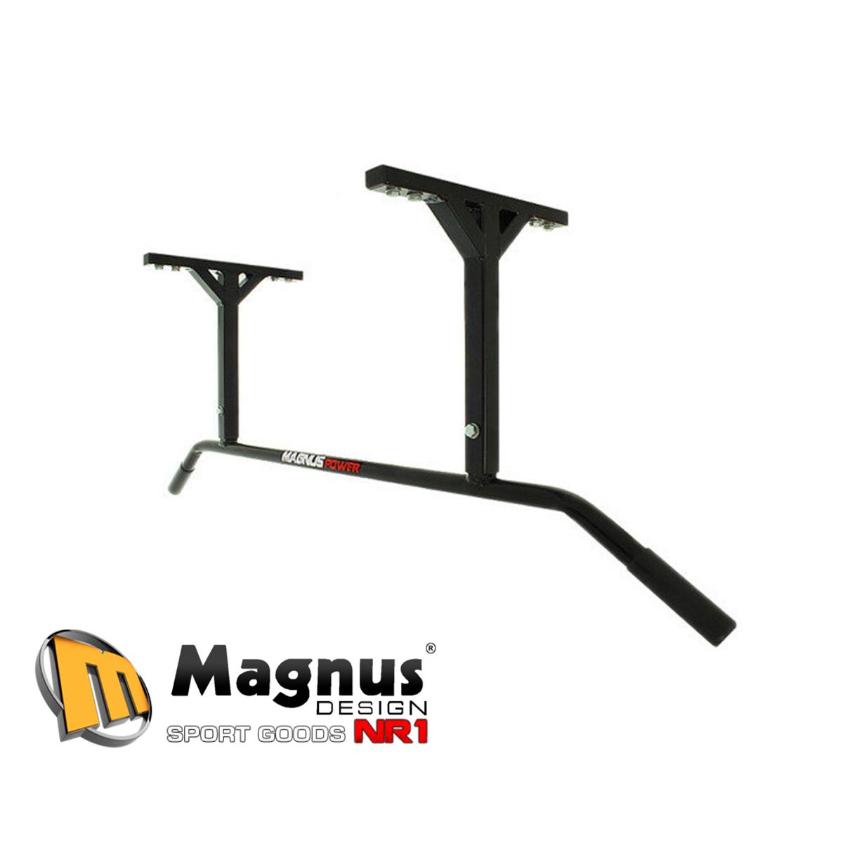 Турник потолочный  MAGNUS POWER MP1021 2GT