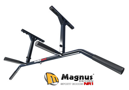 Турник потолочный  MAGNUS POWER MP1023 4GT