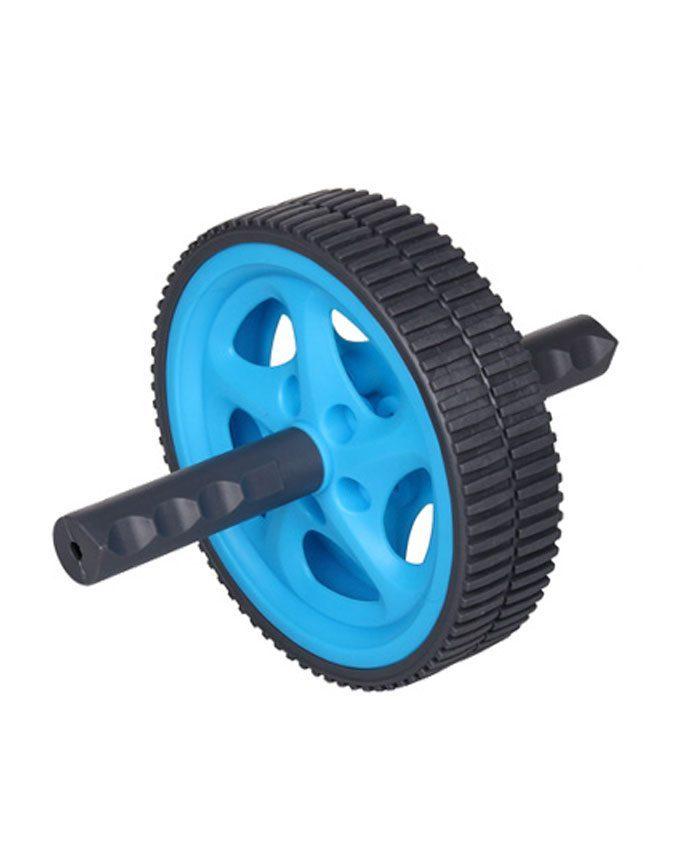 Ролик для пресса LiveUp Exercise Wheel 18 см Blue-Black (LS3160B)