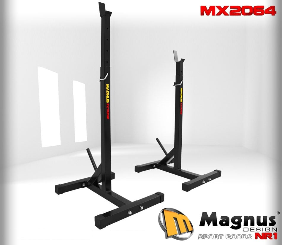 Стойки под штангу MX2064 Magnus Extreme