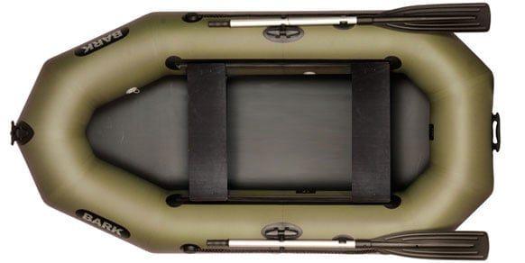Двухместная надувная гребная лодка Bark B-240D