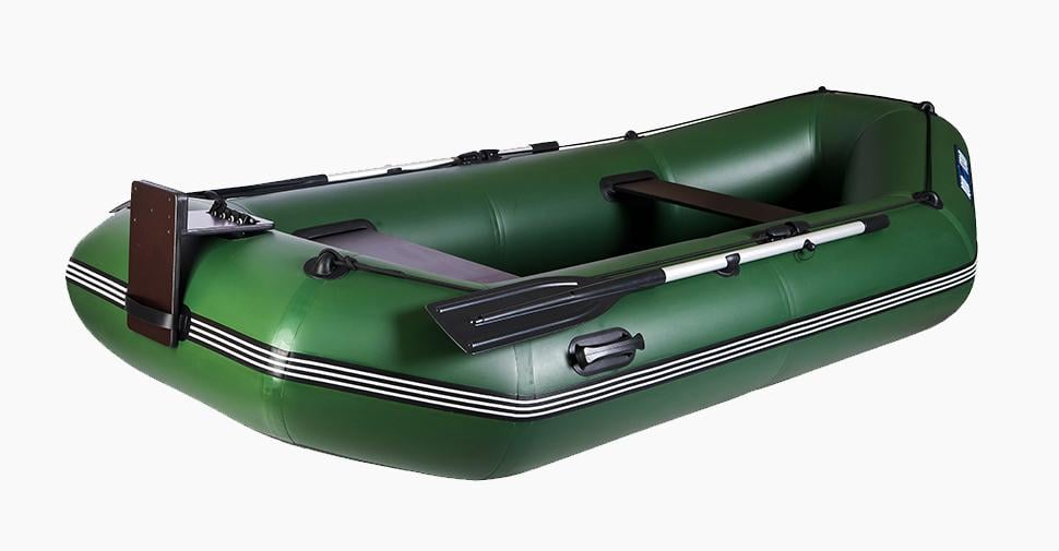Надувная гребная лодка Storm SS260DT