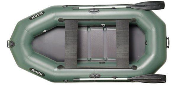 Трехместная надувная гребная лодка Bark B-280D