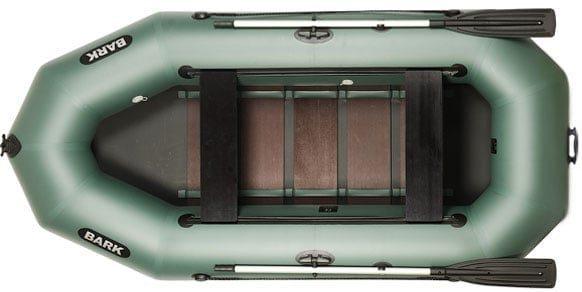 Трехместная надувная гребная лодка Bark B-300D