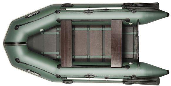 Трехместная надувная моторная лодка Bark BT-310S