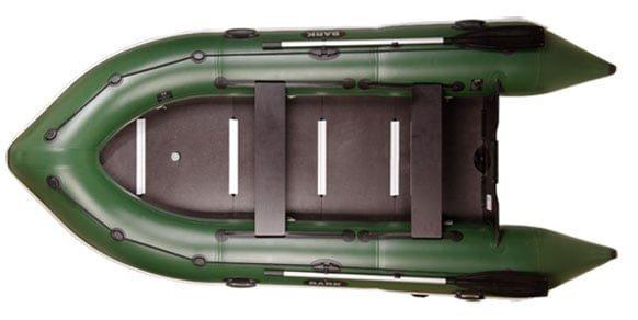 Трехместная надувная моторная лодка Bark BN-310S