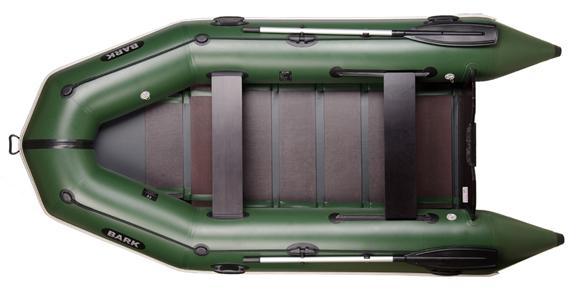 Четырехместная надувная моторная лодка Bark BT-330
