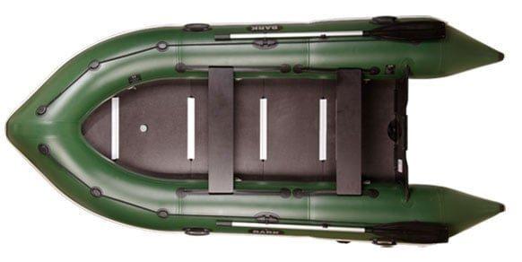 Четырехместная надувная моторная лодка Bark BN-330S