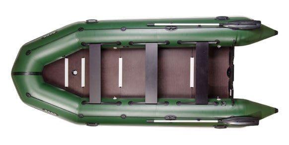 Надувная моторная лодка 6-8 мест Bark BT-450S