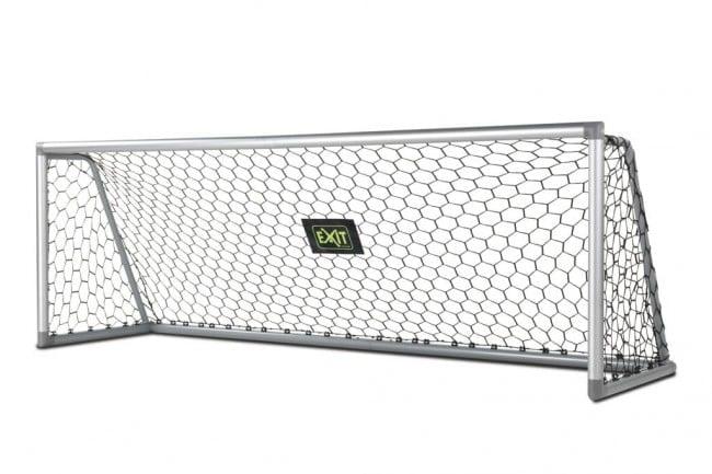 Футбольные алюминиевые ворота Exit Scala 300x100см
