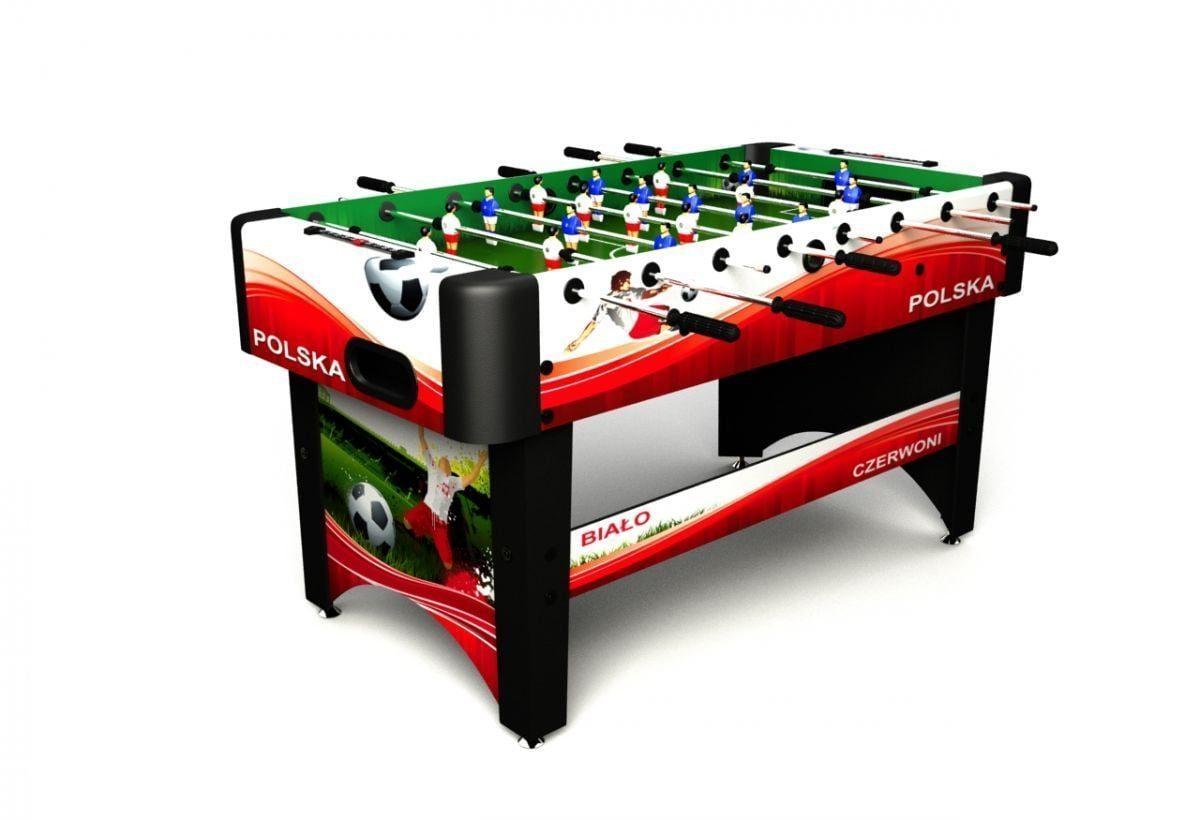 Настольный футбол - Красно-белый